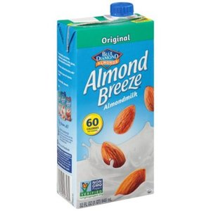 Blue Diamond Almond Breeze Original Almondmilk 946ml