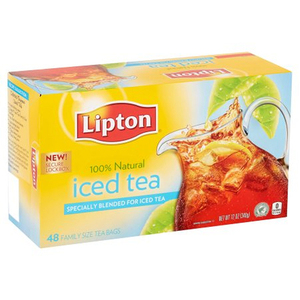Lipton Iced Tea 48's