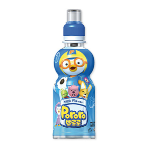 Paldo Pororo Milk Flavor Juice Drink 235ml