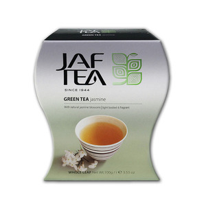 Jaf Tea Jasmine Green Tea 100 Count