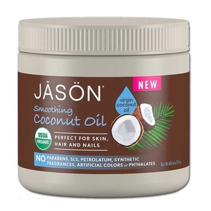 Jason Smoothing Coconut Oil 443g