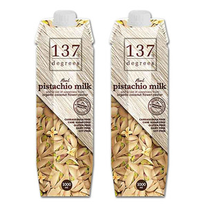 137 Degrees Pistachio Milk Original 2 Pack (1L per pack)