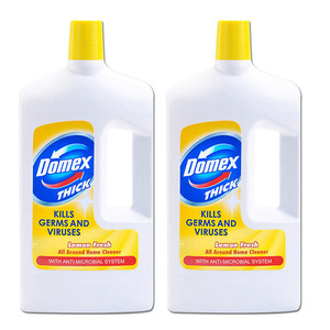 Domex Lemon Fresh Multi-Purpose Cleaner 2 Pack (1L per pack)