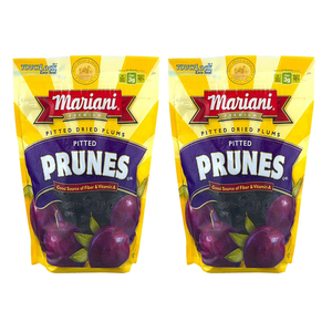 Mariani Pitted Prunes 2 Pack (1kg per pack)