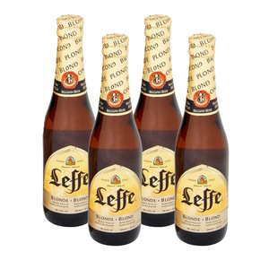 Leffe Blond Beer 4x330ml