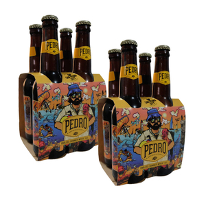 Pedro Endless Summer Wheat Ale 2 Pack (4x330ml per Pack)