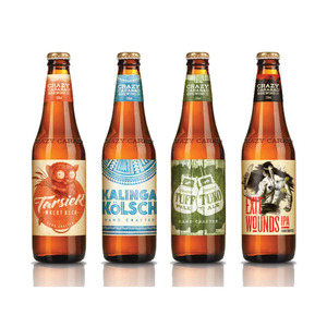 Crazy Carabao Craft Beer Tasting Pack 4x330ml