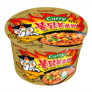 Samyang Hot Chicken Ramen Curry 105g