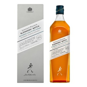 Johnnie Walker Blenders' Batch Bourbon Cask & Rye Finish 3 Pack (1L per Bottle)