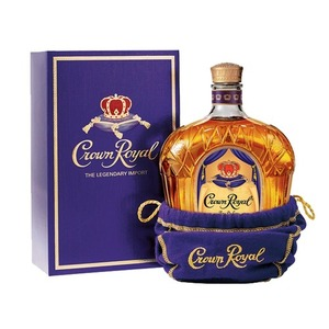 Crown Royal Deluxe Whisky 2 Pack (750ml per Bottle)