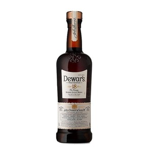 Dewar's 18 Year Old Blended Scotch Whisky 750ml