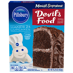 Pillsbury Devil's Food Mix 432g