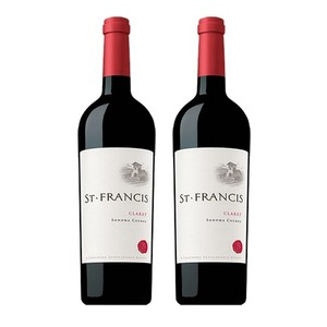 St. Francis Claret Sonoma County 2011 Wine 2 Pack (750ml per Bottle)