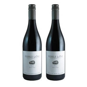 Pebble Lane Pinot Noir 2014 Wine 2 Pack (750ml per Bottle)
