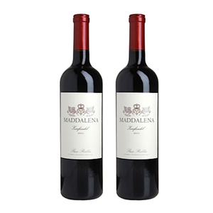 Maddalena Zinfandel 2013 2 Pack (750ml per Bottle)
