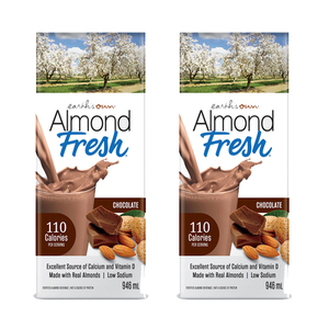 Earth's Own Almond Fresh 2 Pack (946ml per pack)