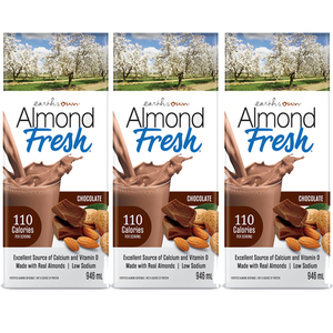 Earth's Own Almond Fresh 3 Pack (946ml per pack)