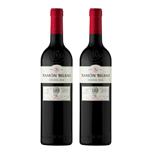 Ramon Bilbao Crianza Red Wine 2 Pack (750ml per Bottle)