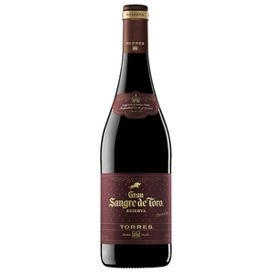 Gran Sangre de Toro Red Wine 750ml