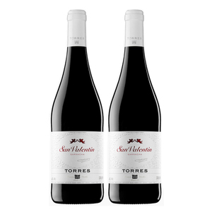 San Valentin Garnacha Red Wine 2 Pack (750ml per Bottle)