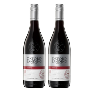 Oxford Landing Estates Shiraz Red Wine 2 Pack (750ml per Bottle)