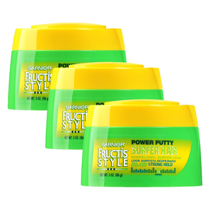 Garnier Style Surfer Hair Power Putty 3 Pack (88.7ml per pack)