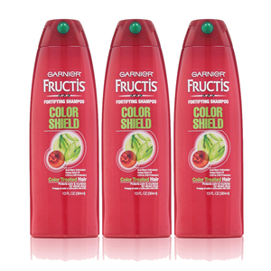 Garnier Color Shield Shampoo 3 Pack (384.4ml per pack)