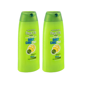 Garnier Fructis Daily Care 2-in-1 Shampoo + Conditioner 2 Pack (751.1ml per pack)