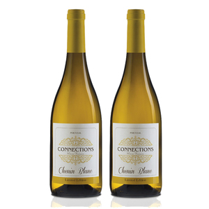 Connections Chenin Blanc 2014 2 Pack (750ml per Bottle)