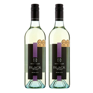 McGuigan Black Label Moscato 2 Pack (750ml per Bottle)