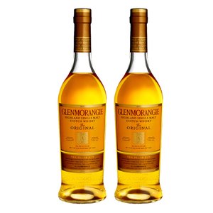 Glenmorangie The Original Scotch Whisky 2 Pack (700ml per Bottle)