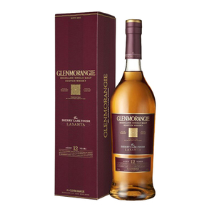 Glenmorangie The Lasanta Scotch Whisky 3 Pack (700ml per Bottle)
