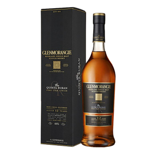 Glenmorangie The Quinta Ruban Scotch Whisky 2 Pack (700ml per Bottle)