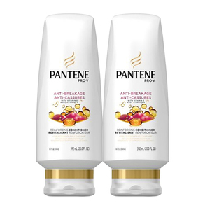 Pantene Anti-Breakage Anti-Cassures Conditioner 2 Pack (592ml per pack)