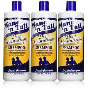 Mane 'N Tail Deep Moisturizing Shampoo 3 Pack (946ml per pack)