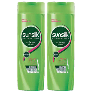 Sunsilk Long And Healthy Growth Shampoo 2 Pack (350ml per pack)
