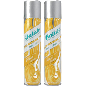 Batiste Dry Shampoo Light And Blonde 2 Pack (200ml per pack)