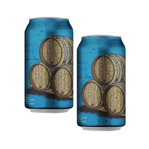 Dogwood Brewing Organic Fest Beer 2 Pack (355ml per Can)