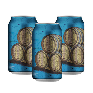 Dogwood Brewing Organic Fest Beer 3 Pack (355ml per Can)