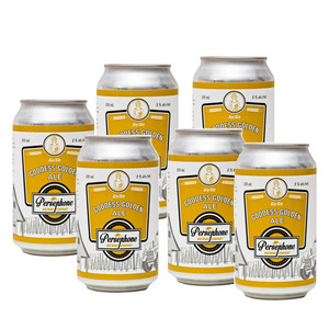 Persephone Goddess Golden Ale 6 Pack (355ml per Can)