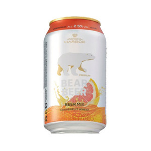 Bear Beer Mix Grapefruit Wheat 330ml