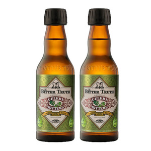 The Bitter Truth Original Celery Bitters 2 Pack (200ml per Bottle)