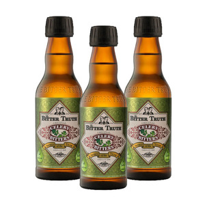 The Bitter Truth Original Celery Bitters 3 Pack (200ml per Bottle)