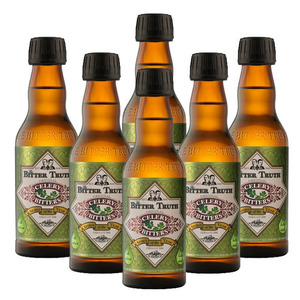 The Bitter Truth Original Celery Bitters 6 Pack (200ml per Bottle)