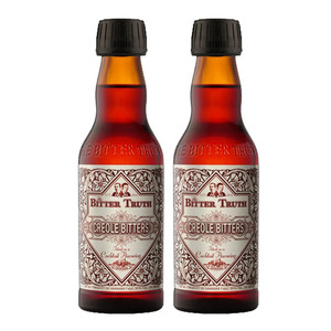 The Bitter Truth Creole Bitters 2 Pack (200ml per Bottle)
