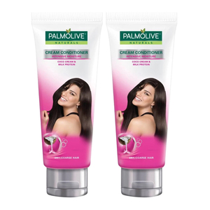 Palmolive Intensive Moisture Cream Conditioner 2 Pack (180ml per pack)