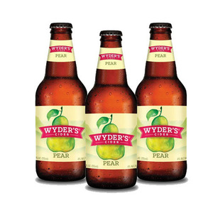 Wyder's Pear Cider 3 Pack (355ml per Bottle)