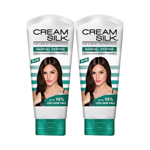 Creamsilk Hair Fall Defense Conditioner 2 Pack (350ml per pack)