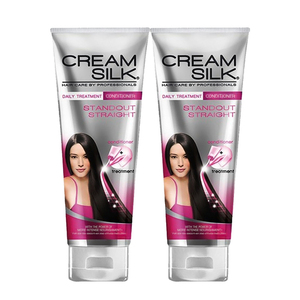 Creamsilk DTC Standout Straight Conditioner 2 Pack (350ml per pack)