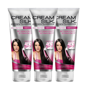 Creamsilk DTC Standout Straight Conditioner 3 Pack (350ml per pack)